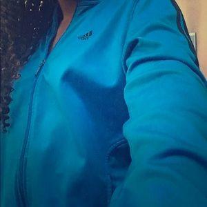 Adidas track suit jacket!!
